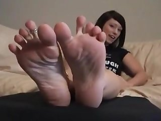Megan S soles and foot slaves