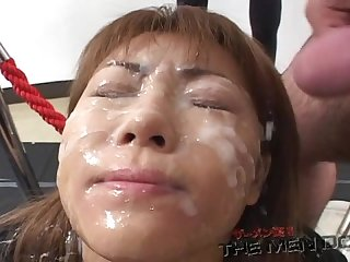 Big load bukkake and swallow girl 10 japanese uncensored
