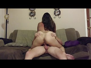 Big assed mature cougar rough riding hardcore