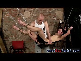 Bondage gay Twinks movie galleries hanging there tied to the sling he has