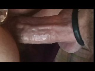 Bareback daddy breeds squirting ftm son