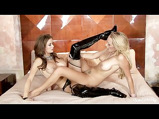 When girls play emily addison and brett rossi