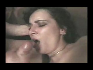 Dirty whore screaming ass gaping threesome
