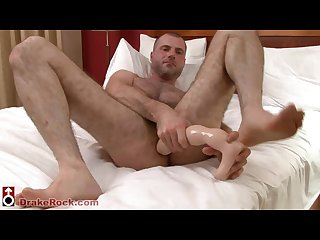 Sucking and fucking hairy guy