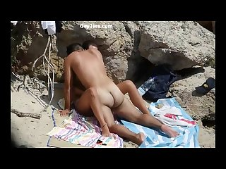 Public Sex, Squirting & Fucking at the Beach