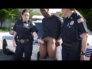 BLACK PATROL - These cracker ass cops always tryin to keep a black man down