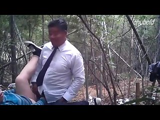 Chinese daddy forest 14