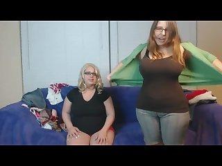 Chubby girls got fat