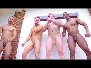 Horny model boys swim team