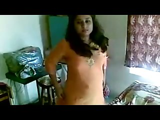 Indian chubby girl with big tits exposed by her tution teacher desiguyy
