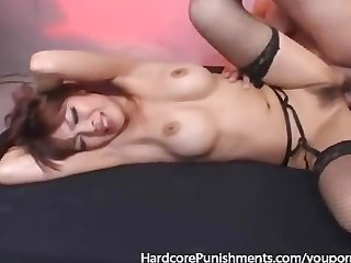 Hardcore japanese bdsm facefucking and deepthroat