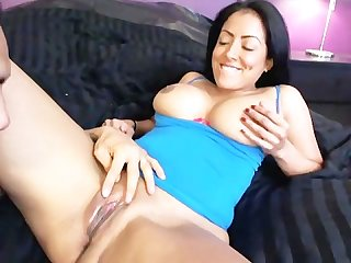 Amwf latina kiara mia interracial with asian boyfriend