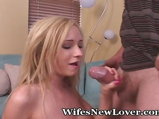 Wife swings with 2 new lovers