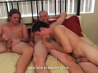 Amateur 3some