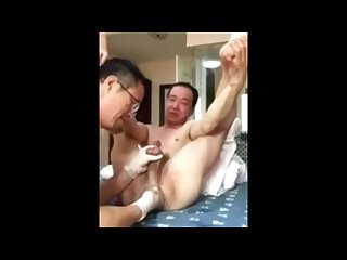Chinese fisting