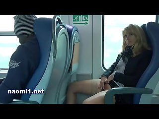 Train travel with naomi1