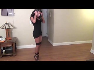 Drea morgan dancing in bondage