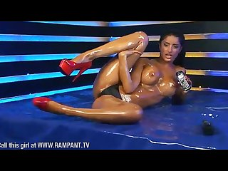 Preeti young oily