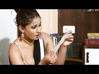 Desi indian hot maid discovers condom n enjoys mp4