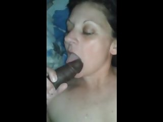 Black dick sucking marathon from fred strokes