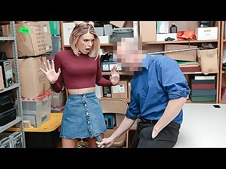 ShopLyfter - Thief Emma Hix Caught Stealing And Fucked