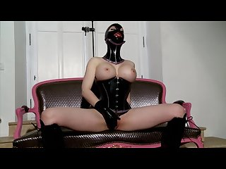 Latex Lucy the british dominatrix 1 best of scene 5