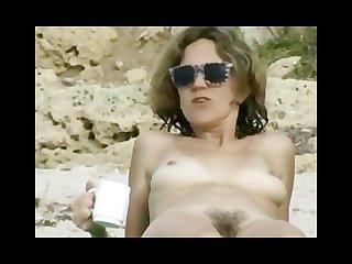 Hairy pussy nude beach