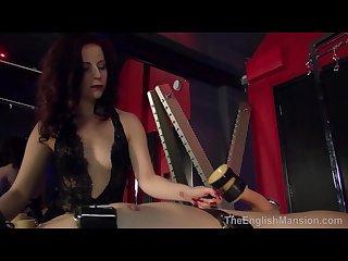 Mistress lola ruin handjob longnails