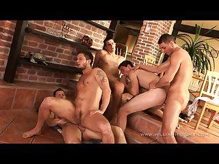 Bareback orgy vol 2