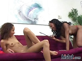 Mya gets with stacey