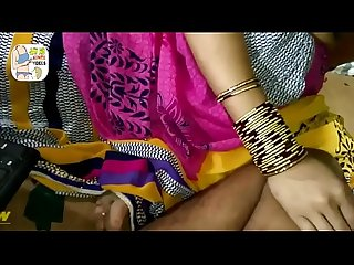 Handjob with Bhabhi and bhiya indian