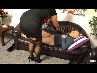 AMATEUR EURO - German BBW Blonde Kiki R. Goes Wild For Husband Dick