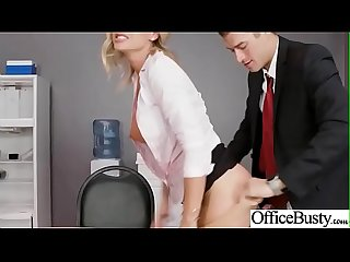Sexy Big Boobs Girl (Jessa Rhodes) Like Hardcore Sex In Office video-12