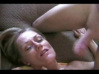 Cumshot and a creampie