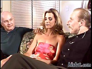 Natalie had hot sex