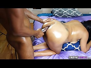 Anaya Night Ass Massage Turns Into Deep Doggystyle