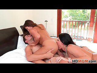India summer lovies her stepdaughter eva lovia