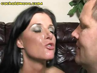 Cuckold knows his place