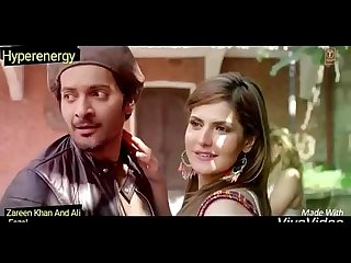 Zareen Khan And Ali Fazal Hot Romantic Sex