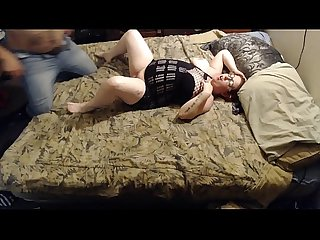 Daddy Eats and fucks his Submissive Daughter