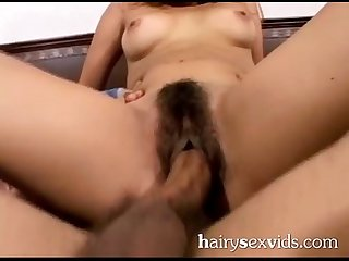 A lot of Hairy Pussy Pleasure