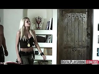 Busty blonde (Riley Steele) get fucked by (Mick Blue) - Digital Playground