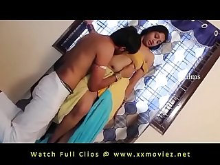 Indian Bhabhi First Time fucking in his friend bedroom