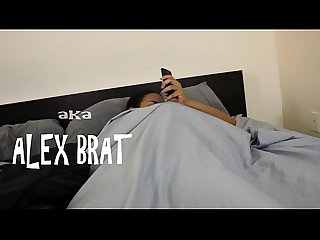 Bored 0 o camgirl alex brat masturbates to orgasm