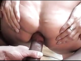 Anal pov with my anal obsessed wife tracey