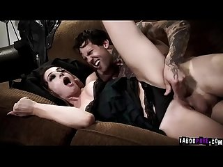 Charles Dera bangs Kristen Scott doggy