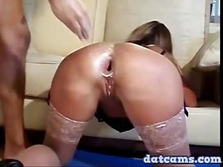 Hardcore Anal Fisting and Gaping Live on Webcam Looking For Realsex datcams.com