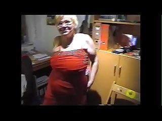 Deutsche granny sau 11
