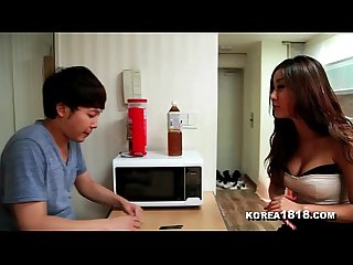 Korea1818 com lucky Korean virgin gets to fuck hot Korean babe