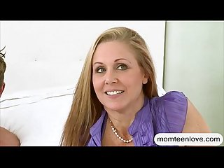 Julia Ann and Carter Cruise threeway sex